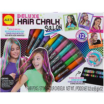 Deluxe Hair Chalk Salon Kit A738x