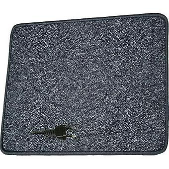 Heated carpet mat ProCar by Paroli (L x W) 60 cm x 70 cm 230 V Anthracite
