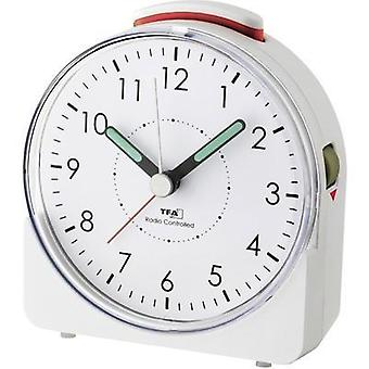 Radio Alarm clock TFA 60.1508.02 White