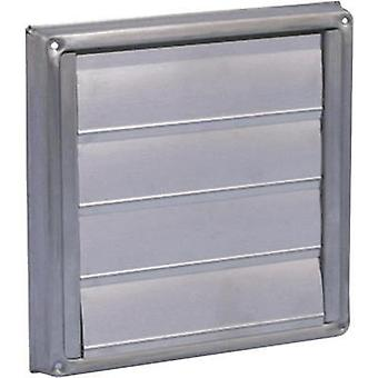 WallairVentilation technology Stainless steel ventilation blind Stainless steel
