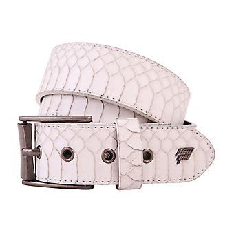 Adder Faux Leather Belt