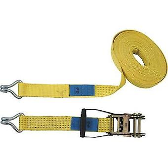 Double strap Low lashing capacity (single/direct)=2500 null (L x W) 10 m x 50 mm Petex