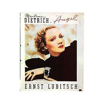 Affiche du film de l'ange (11 x 17)