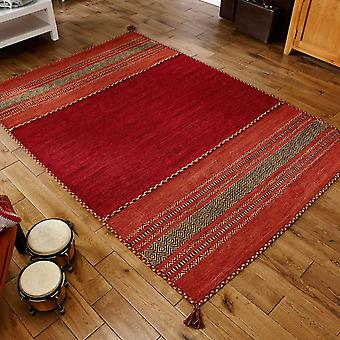 Kelim Rugs In Red
