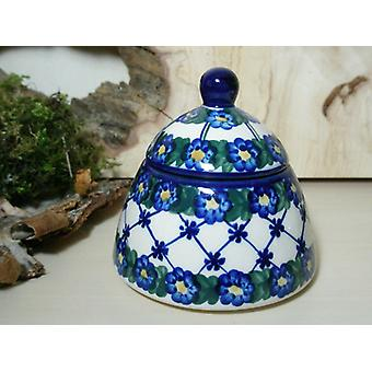 Sugar / jam jar, 53 - Bunzlau pottery tableware - BSN 6611