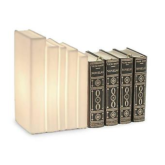 Lumina bookend