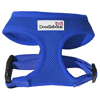 Doodlebone Harness Royal Blue Medium 36-48cm