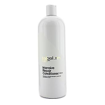 Label.M Intensive Repair Conditioner (renforce visuellement endommagé, gros cheveux) 1000ml/33,8 oz