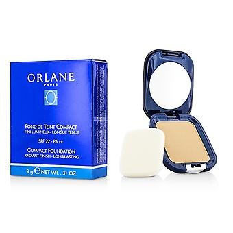Orlane kompakt Foundation SPF22 (Raidant Finish/lang varig) - #04 Dore 9g/0.31 oz