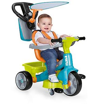 Feber Trike Baby Plus Music 360 (Outdoor , On Wheels , Bikes And Tricycles)