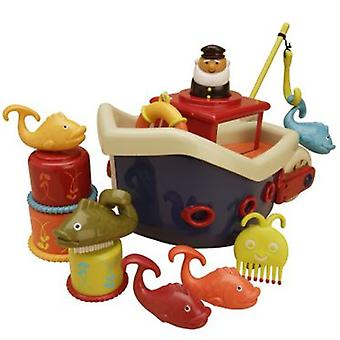 B. RCO Floating Fish & Splish (Toys , Preschool , Babies , Bathing Toys)