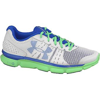 Under Armour Micro G Speed Swift 1266243-100 Womens fitness shoes