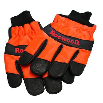 CHAINSAW SAFETY GLOVES PR SIZE 9 CLASS 0