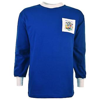Birmingham City 1960s Retro Football Shirt
