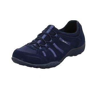 Skechers Breathe Easy Big 22478NVY universal  women shoes