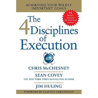 4 Disciplines of Execution: Getting Strategy Done (Paperback) by Covey Sean