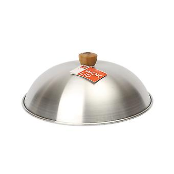 Dexam School of Wok Lid - 32cm for 14