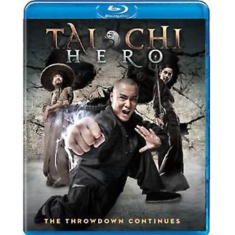 Tai Chi Hero [BLU-RAY] USA import
