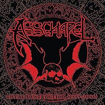 Asschapel - Total ødelæggelse (1999-2006) [Vinyl] USA importerer
