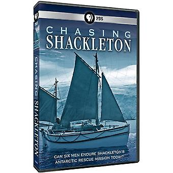 Jagar Shackleton [DVD] USA import
