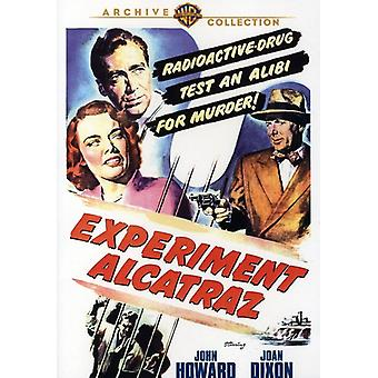 Experiment Alcatraz [DVD] USA import