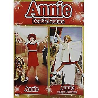 Annie / Annie: A Royal Adventure [DVD] USA import