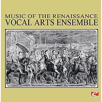 Importare Vocal Arts Ensemble - musica del Rinascimento [Remastered] [CD] Stati Uniti d'America