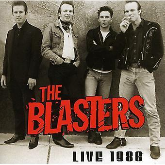 Blasters - Blasters Live 1986 [CD] USA import