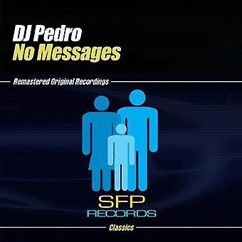 DJ Pedro - No Messages [CD] USA import