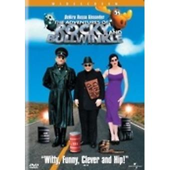 Adventures of Rocky & Bullwinkle [DVD] USA import