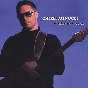 Chieli Minucci - Night Grooves [CD] USA import