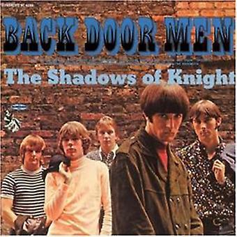 Schaduwen van Knight - achterdeur mannen [CD] USA importeren