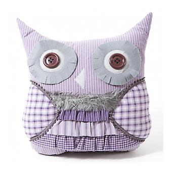 Boutique Camping Olivia Wise Owl Cushion