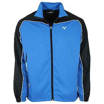 VICTOR training jacket team jacket kids badminton training jacket blue 3804
