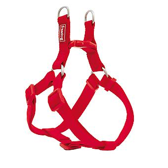 Freedog Basic Nylon Harness Type A Red (Dogs , Collars, Leads and Harnesses , Harnesses)