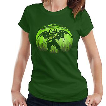 World Of Warcraft Illidan You Are not Prepared for Legion Women's T-Shirt