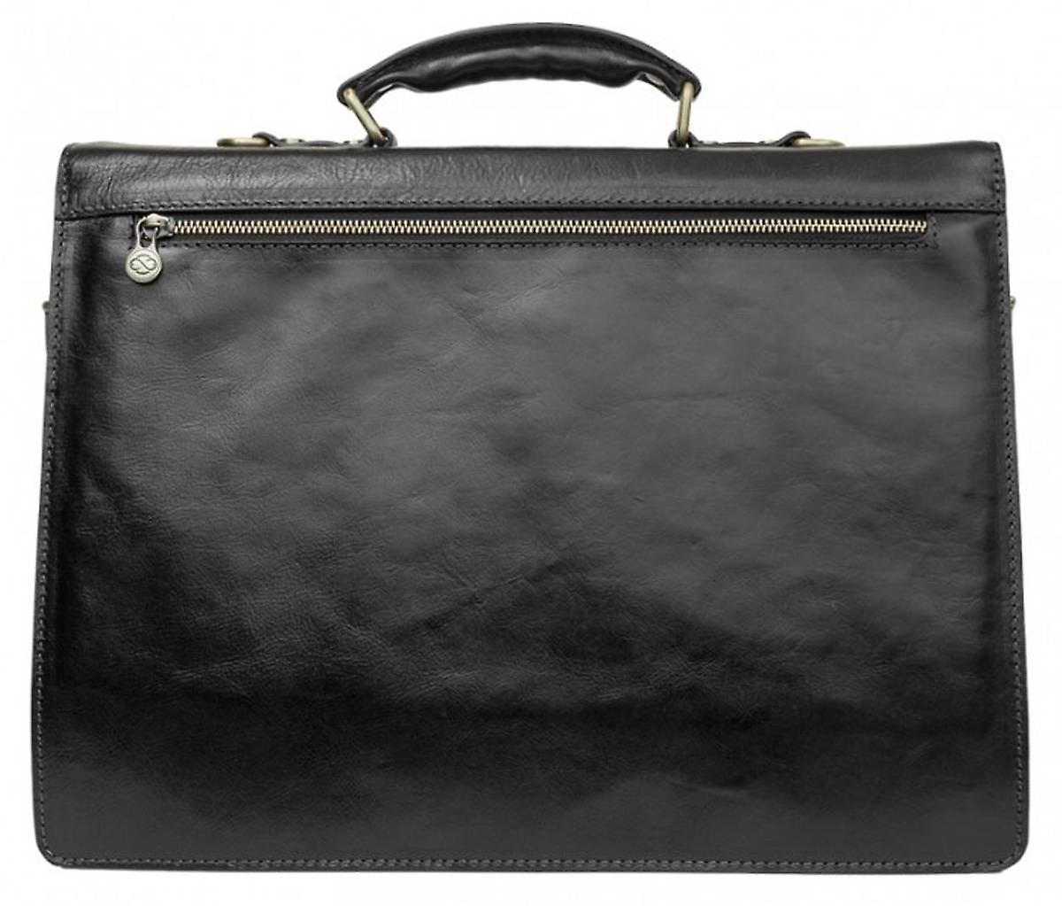 Time Resistance Magus Briefcase - Black