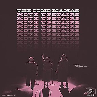 Como Mamas - Flyt ovenpå [CD] USA importerer