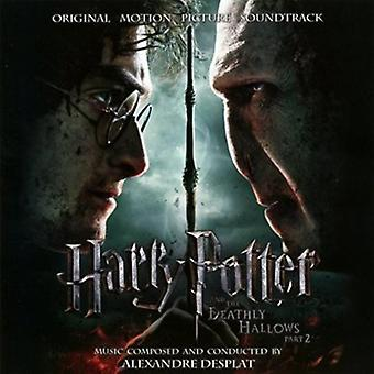 Harry Poter-the Deathly Hallows Part II - Harry Poter-the Deathly Hallows Part II [CD] USA import