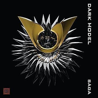 Mørke Model - Saga [CD] USA importerer