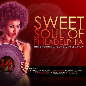 Various Artist - Sweet Soul Philadelphia: Brotherly Love Col [CD] USA import