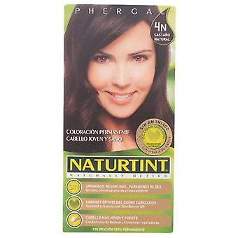 Naturtint Natural hair dye 4N Castano (Woman , Hair Care , Hair dyes , Hair Dyes)