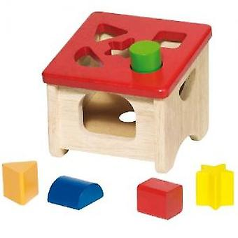 Goki Sort box (Toys , Preschool , Puzzles And Blocs)