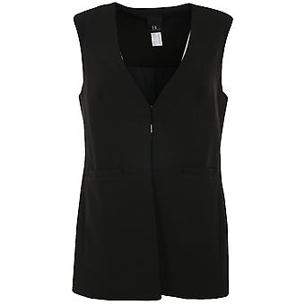 B.C.. best connections by heine jacket ladies black vest regular