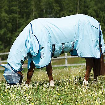 Rambo Sweet Itch Hoody with Vamoose Fly Rug