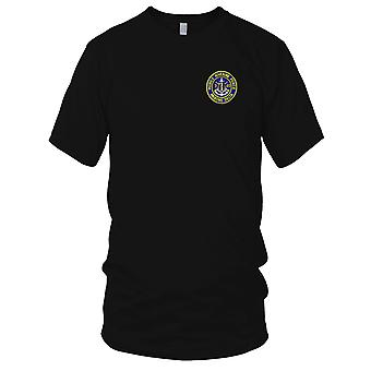 US Army - 3rd Battalion Of The 60th Infantry Regiment Embroidered Patch - Mens T Shirt