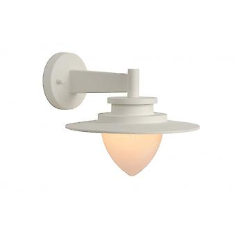 Lucide SESMA Wall Light IP54 G9/20W H22cm White