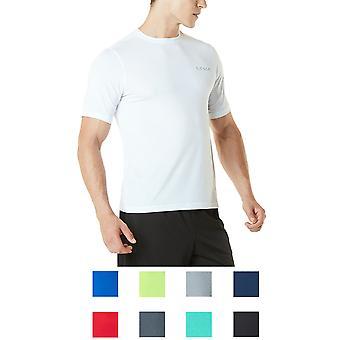 1d74833d8 TSLA Tesla MTS04 HyperDri Short Sleeve Breathable Athletic T-Shirt