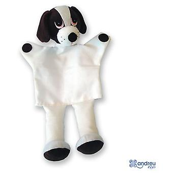 Andreu Toys Hand Puppets - Baby Animals - Dog