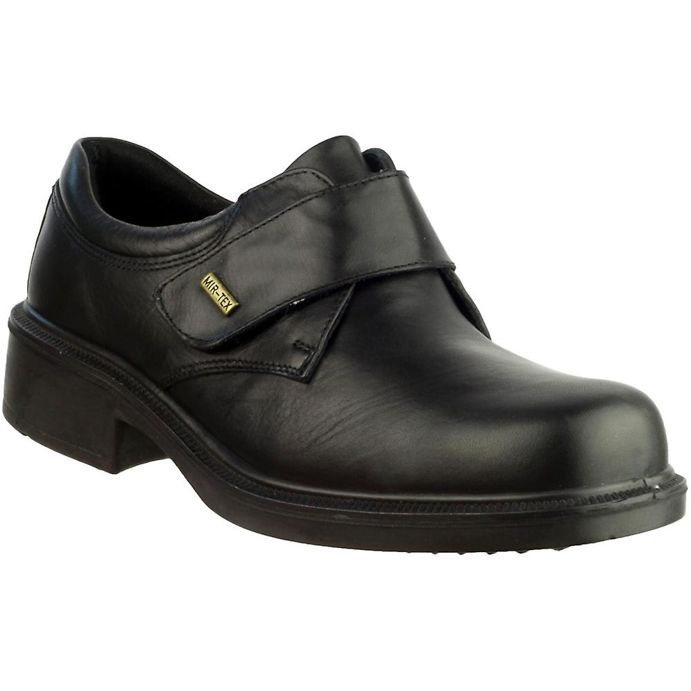 Leather Cotswold Black Waterproof Casual Mens Shoe Oxford Cleeve qw1wZTgP